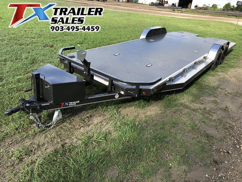 2021 East Texas 83 X 24 BP CARHAULER HAULER 7K Car / Racing Trailer