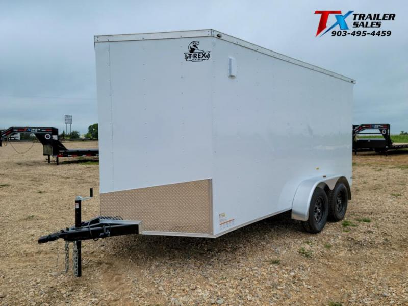 2021 Other 7' X 14' X 78'' T-REX ENCLOSED CARGO Enclosed Cargo Trailer