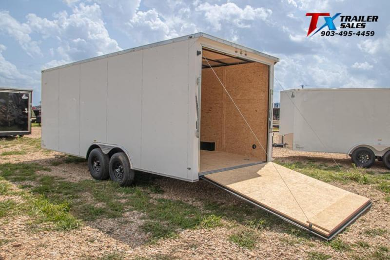 2021 Other 8.5' X 20' X 6'6'' T-REX ENCLOSED CARGO Enclosed Cargo Trailer