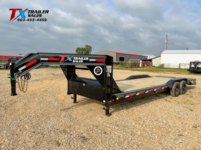 "2022 East Texas 102"" X 26' GN LOW BOY EQUIPMENT 16K Equipment Trailer"