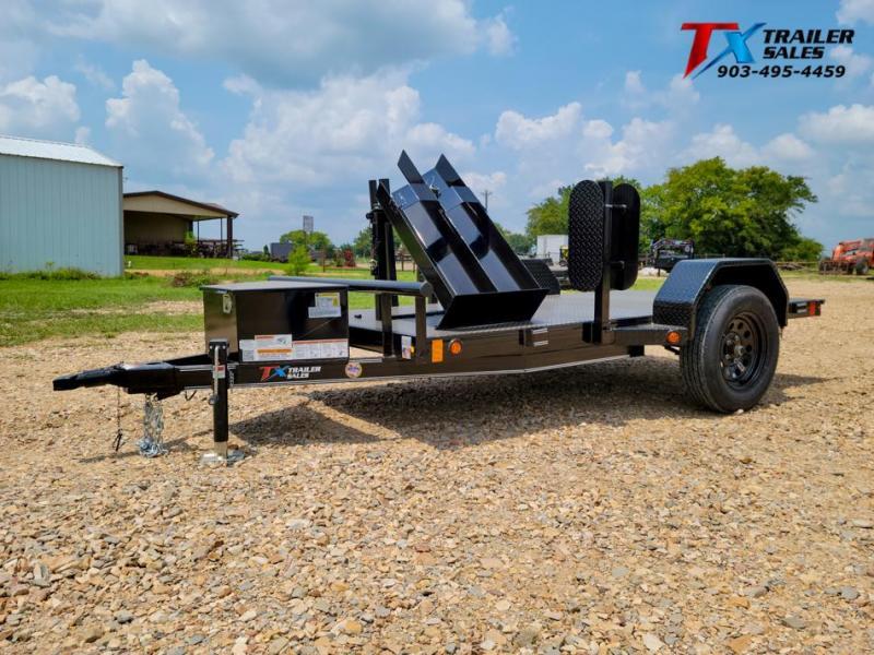 2022 East Texas 5' X 10' SINGLE AXLE WELDING 3K Utility Trailer