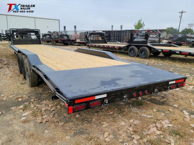 "2022 East Texas 102"" X 40' GN LOW BOY EQUIPMENT 21K Equipment Trailer"