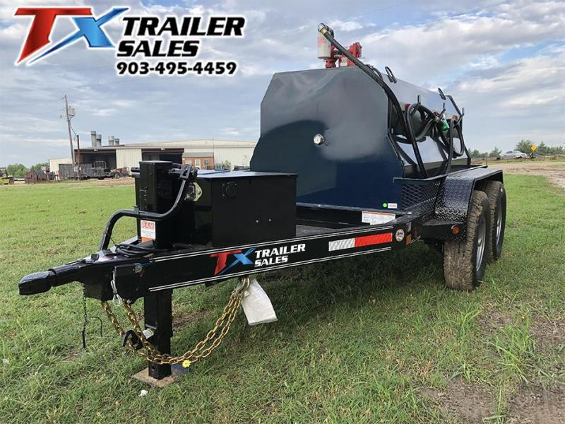 2021 East Texas 5 X 8 DIESEL TANK TRAILER WITH 600 GAL TANK 12K Other Trailer