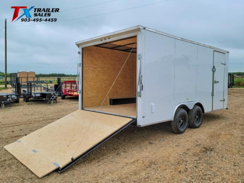 2021 Other 8.5' X 16' X 78'' T-REX ENCLOSED CARGO Enclosed Cargo Trailer