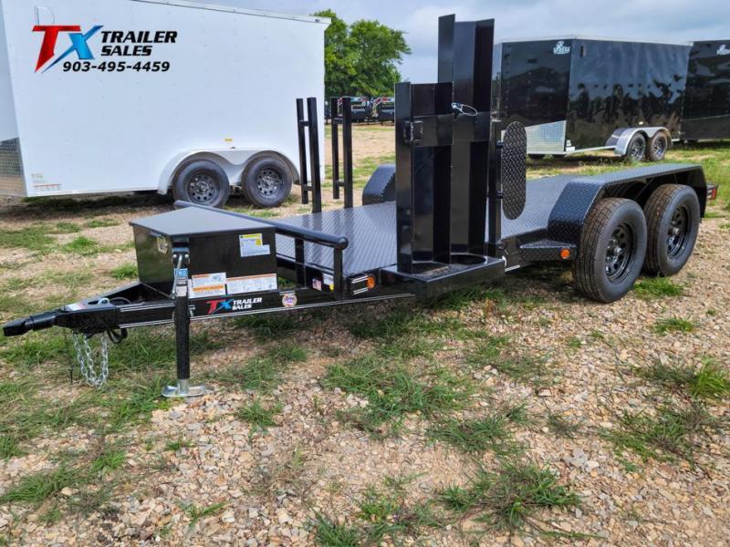 2022 East Texas 5' X 14' TANDEM AXLE WELDING 7K Utility Trailer