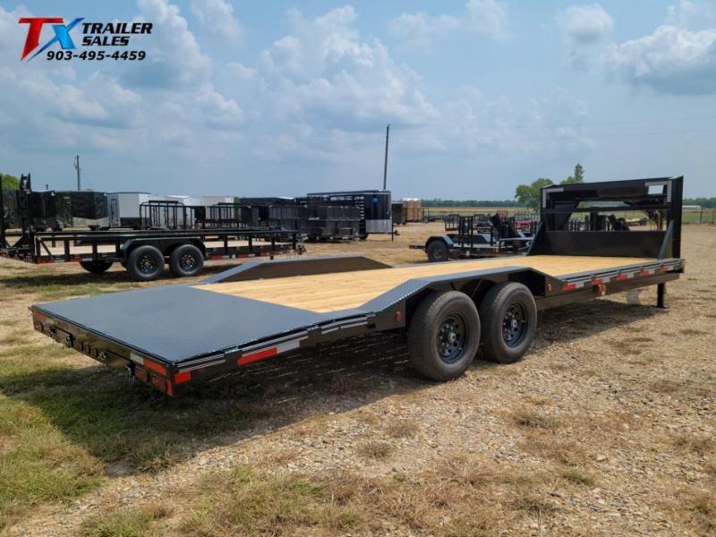 "2022 East Texas 102"" X 26' GN LOW BOY EQUIPMENT 14K Equipment Trailer"