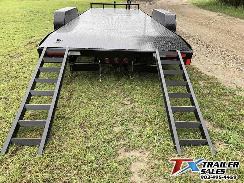 2021 East Texas 83 X 22 CAR HAULER/EQUIPMENT 12K Car / Racing Trailer