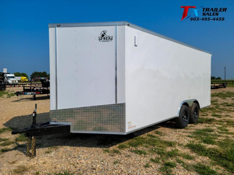 2021 Other 8.5' X 18' X 78'' T-REX ENCLOSED CARGO Enclosed Cargo Trailer