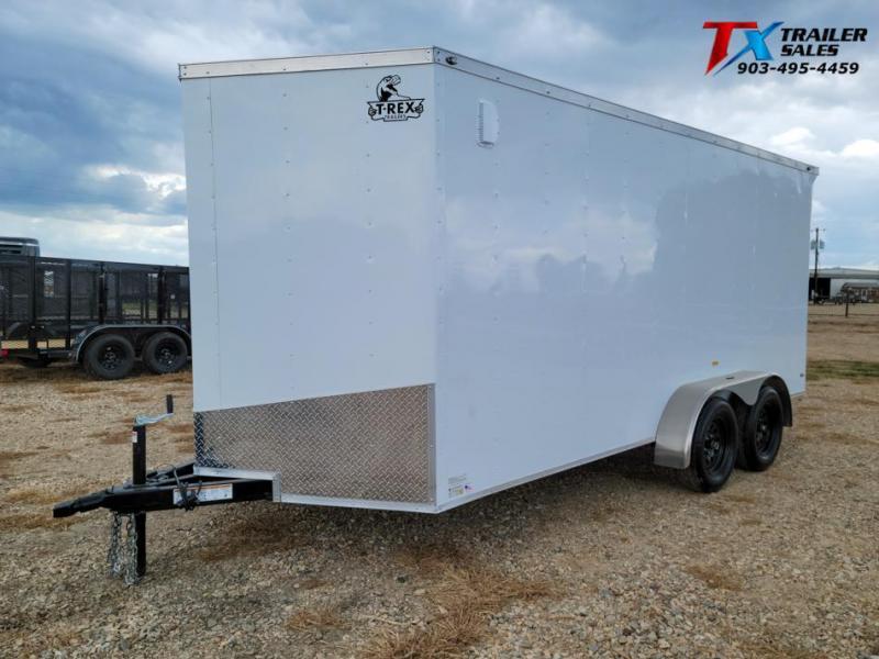 2021 T-Rex Trailers 7' X 16' X 78'' T-REX ENCLOSED CARGO 3k Enclosed Cargo Trailer