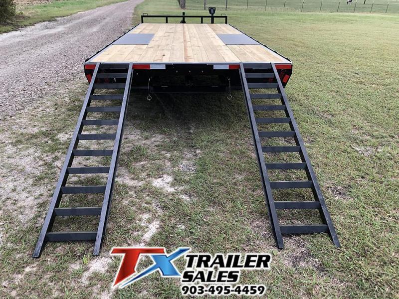 2021 East Texas 102 X 20 BP DECK OVER 12K Flatbed Trailer