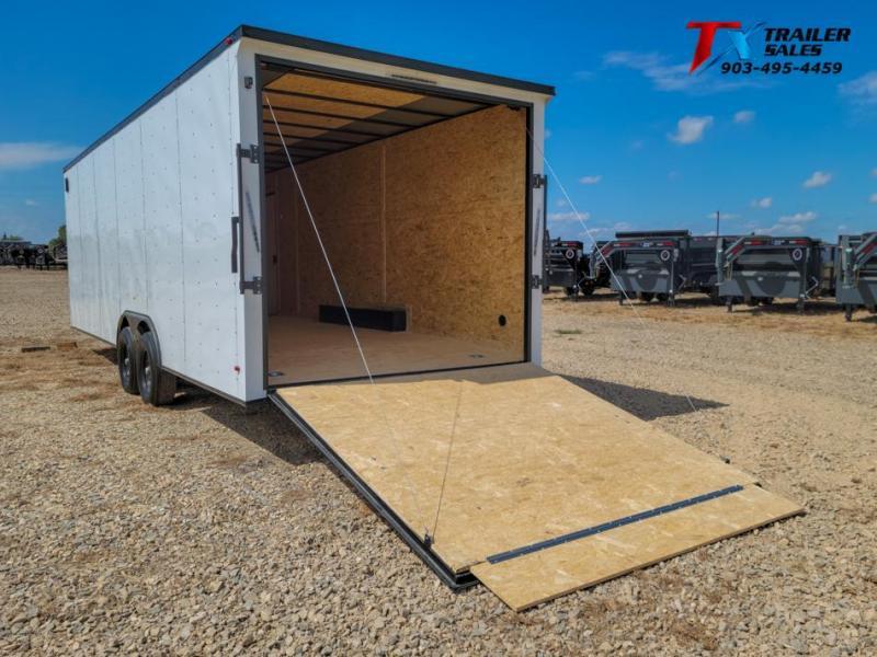 2021 T-Rex Trailers 8.5' X 24' X 84'' T-REX ENCLOSED CARGO 10k Enclosed Cargo Trailer