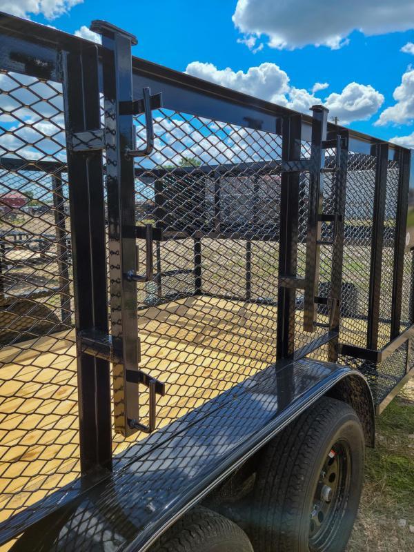 "2022 East Texas 83"" X 14' LANDSCAPE 7K Landscape Trailer"