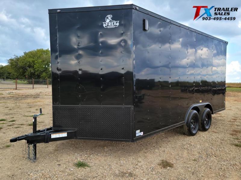 2021 T-Rex Trailers 8.5' X 16' X 84'' T-REX ENCLOSED CARGO 10k Enclosed Cargo Trailer