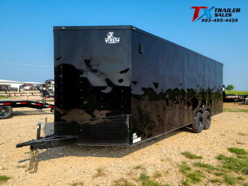 2021 Other 8.5' X 24' X 84'' T-REX ENCLOSED CARGO Enclosed Cargo Trailer