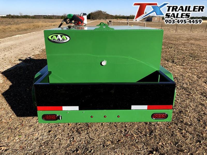 2020 East Texas 60 x 10 Fuel Tank Trailer