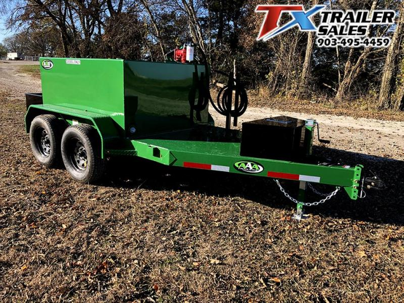 2021 East Texas 60 x 10 Fuel Tank Trailer