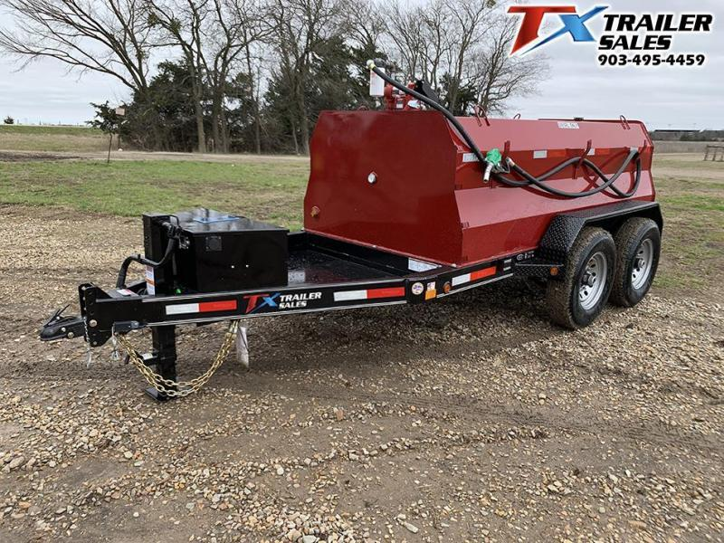 2021 East Texas 5 X 10 DIESEL TANK TRAILER