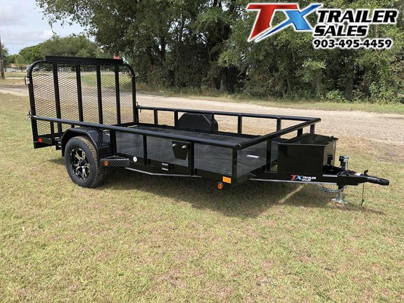 2020 East Texas 83 X 12 SINGLE AXLE UTILITY 3K Utility Trailer