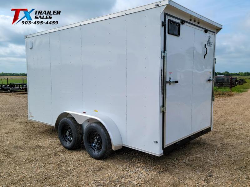 2021 Other 7' X 14' X 84'' T-REX ENCLOSED CARGO Enclosed Cargo Trailer