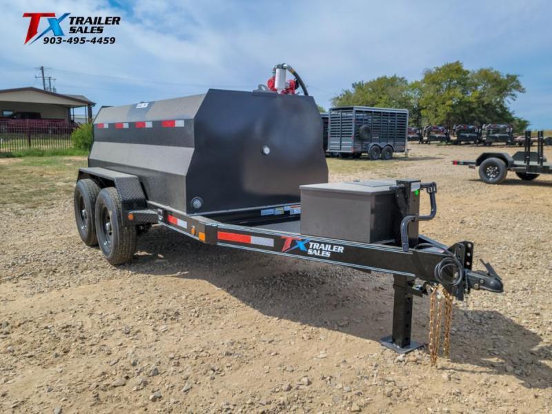 2022 East Texas 5' X 10' DIESEL TANK TRAILER WITH 990 GAL TANK 14 Tank Trailer
