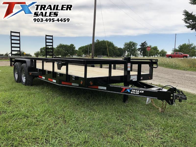 2021 East Texas 83 X 20 UTILITY 14K Utility Trailer