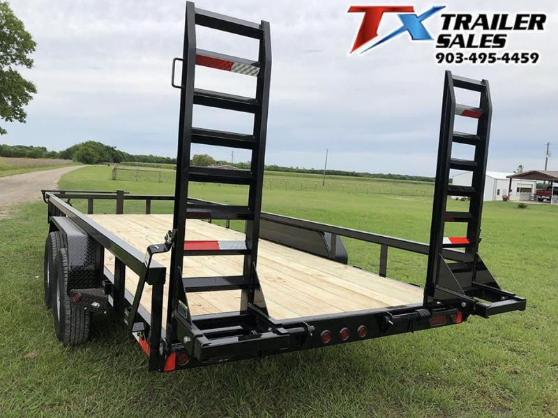 2021 East Texas 83 X 20 UTILITY 14K Utility Trailer