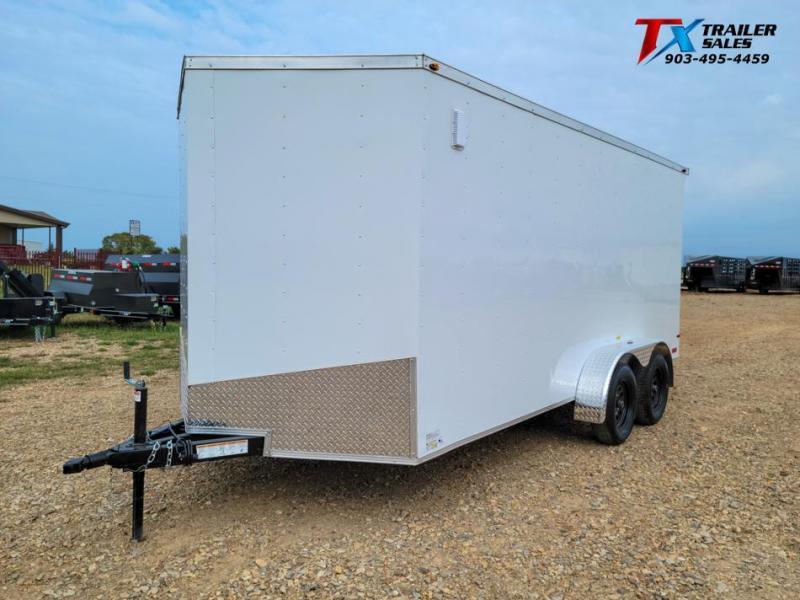 2021 T-Rex Trailers 7' X 16' X 78'' T-REX ENCLOSED CARGO 7k Enclosed Cargo Trailer