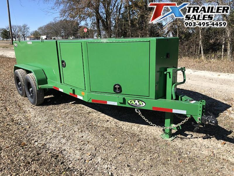 2021 East Texas 990 Gal Fuel Tank Trailer 60 x 12
