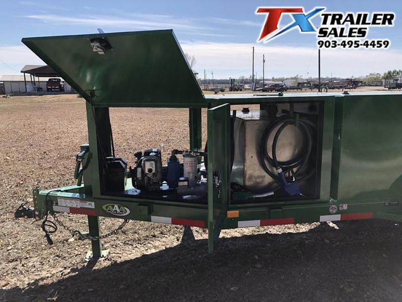 2020 East Texas 990 Gal Fuel Tank Trailer 60 x 12