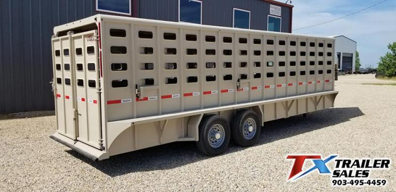 2021 MAXXIM LIVESTOCK Livestock Trailer
