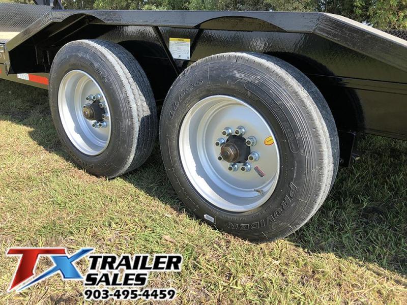"2020 East Texas 102"" X 24' GOOSENECK LOW BOY EQUIPMENT 16K Car / Racing Trailer"