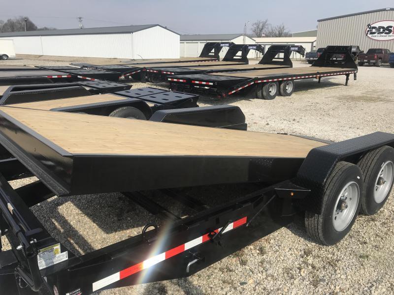2020 Sure-Trac 7 x 18 Tilt Bed Equipment  16K