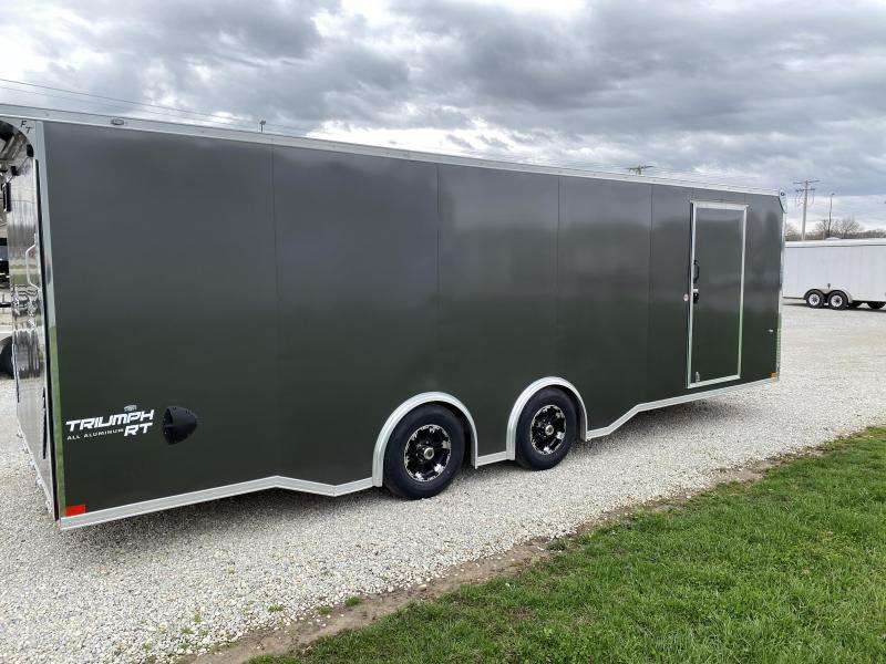 2021 Formula FARDA8.5x24TE3FB Car / Racing Trailer