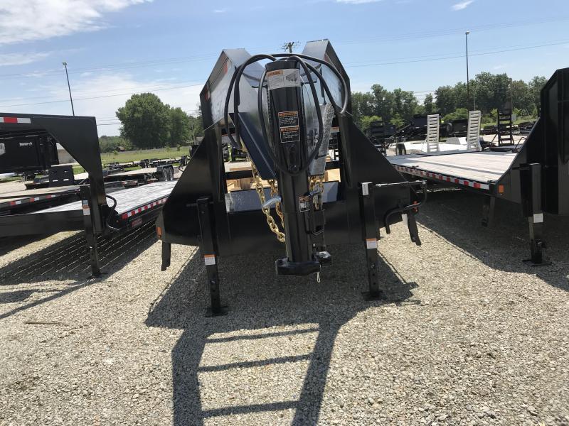 2019 Sure-Trac 8.5x25+5 LowPro Deckover Tandem GN 17.6K