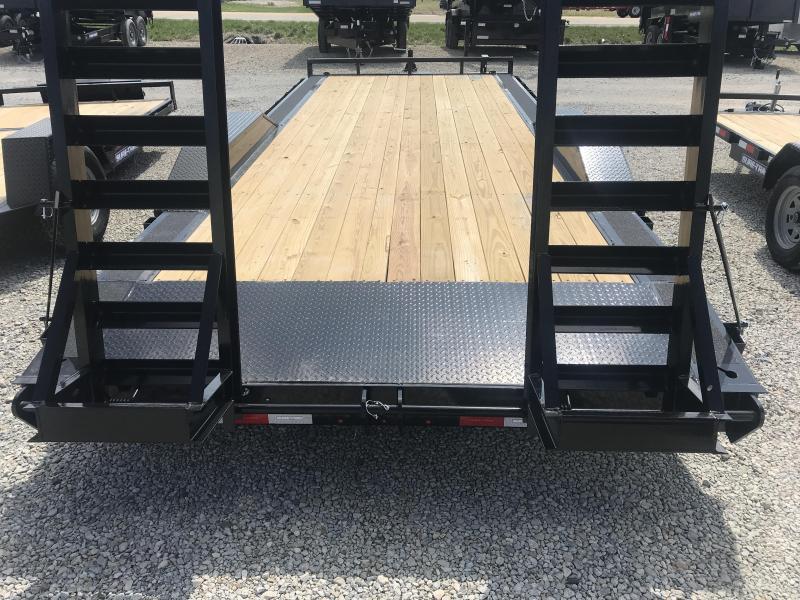 2020 Sure-Trac 8.5 X 22 14K  Drive Over Fender Equipmen