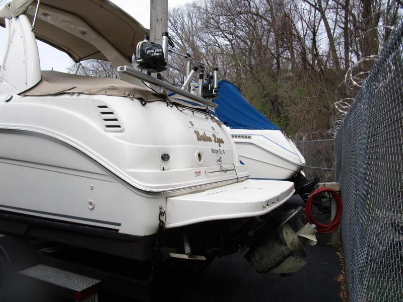 2004 Sea Ray 260 Sundancer