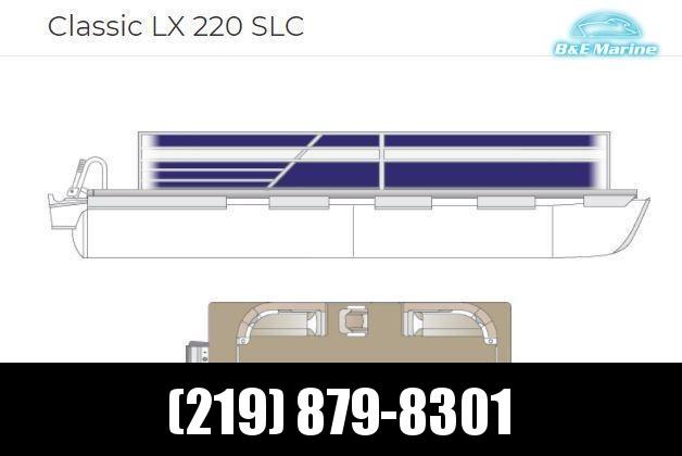 2022 Crest Classic LX 220 SLC