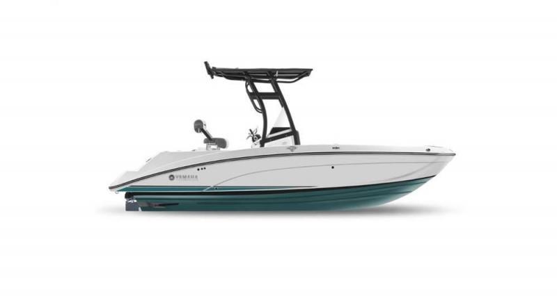 2022 Yamaha 210 FSH Sport Jet Boat