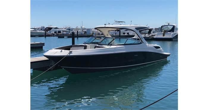 2017 Sea Ray SLX 350