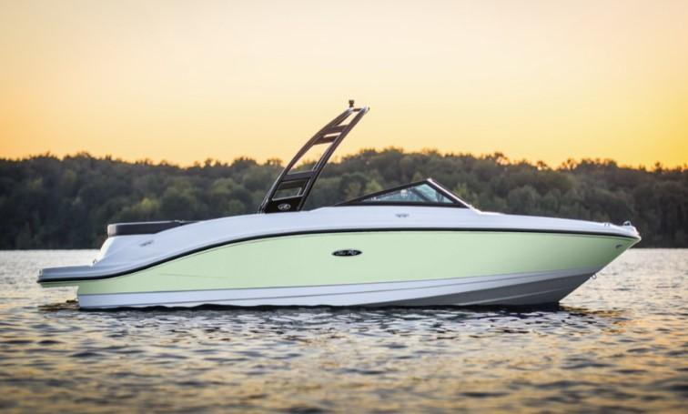 2022 Sea Ray SPX 210 Bow Rider