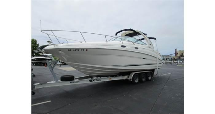 2004 Sea Ray 280 Sundancer