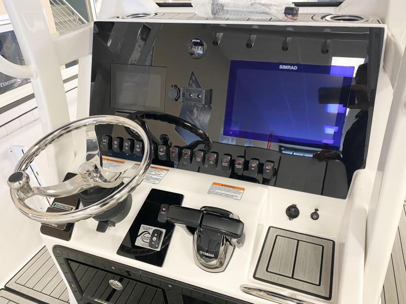 2022 Yamaha 255 FSH Center Console