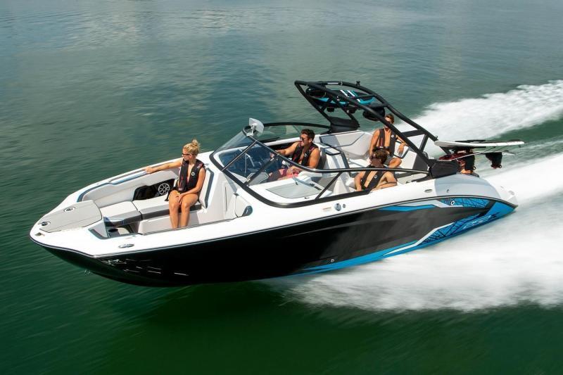 2022 Yamaha 252 XE Jet Boat