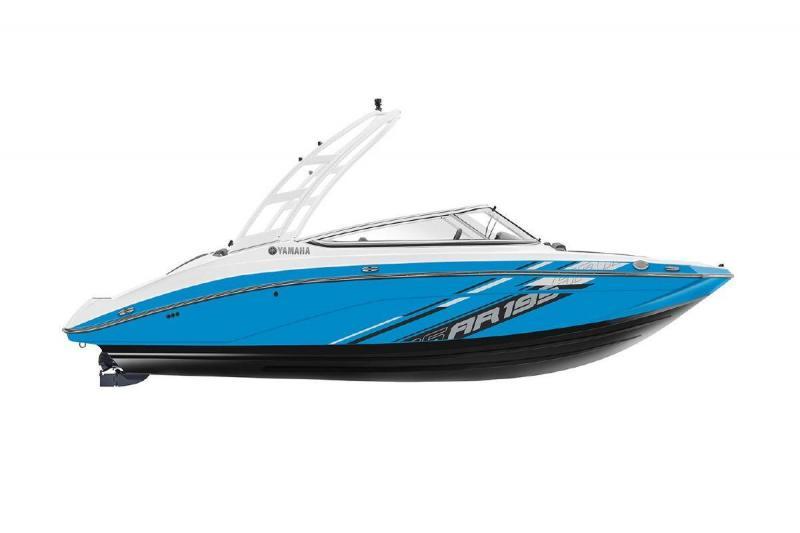 2022 Yamaha AR 195 Jet Boat