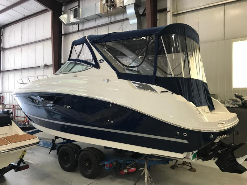 2017 Sea Ray Sundancer 280 Sundancer Cruiser (Power)