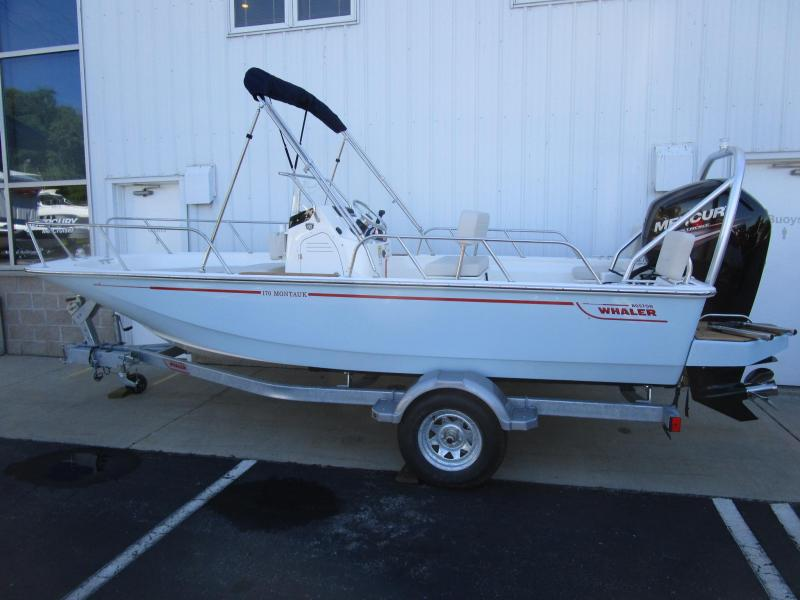 2018 Boston Whaler 170 Montauk