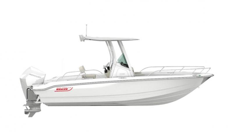 2022 Boston Whaler 220 Dauntless