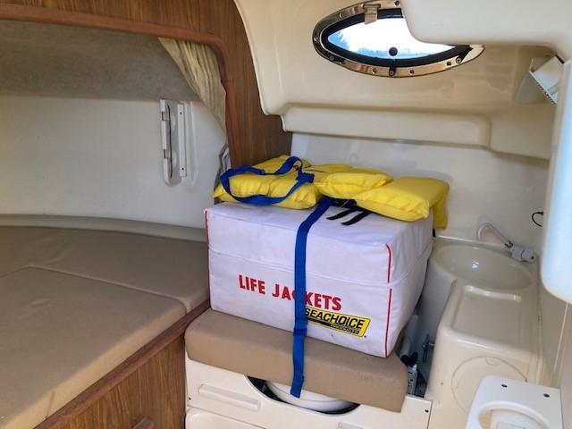 2005 Scout Backpack 242 Abaco Cruiser (Power)