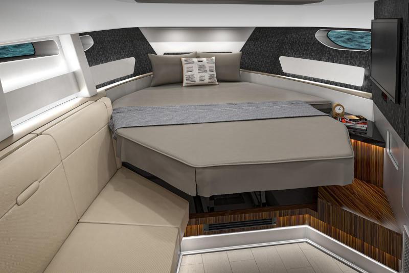 2022 Sea Ray Sundancer 370 Outboard