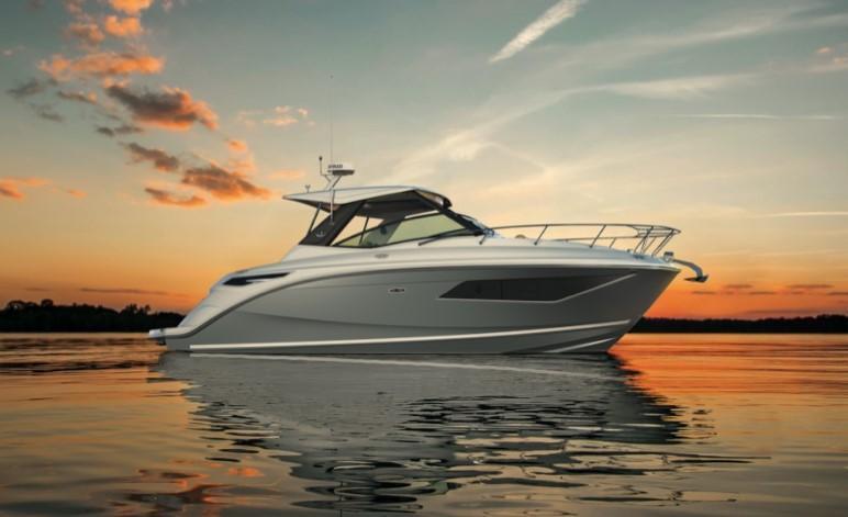 2022 Sea Ray 320 Sundancer Cruiser (Power)